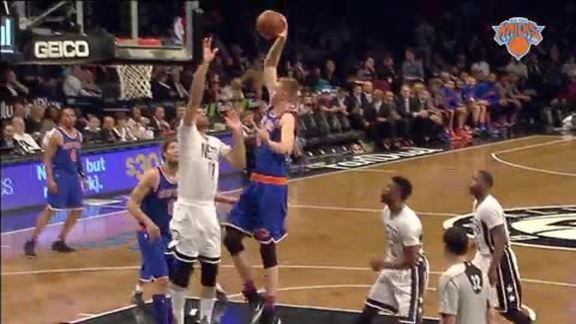 Top 5 Plays of the Week: RoLo Swats, Porzingis' Jam, and More!