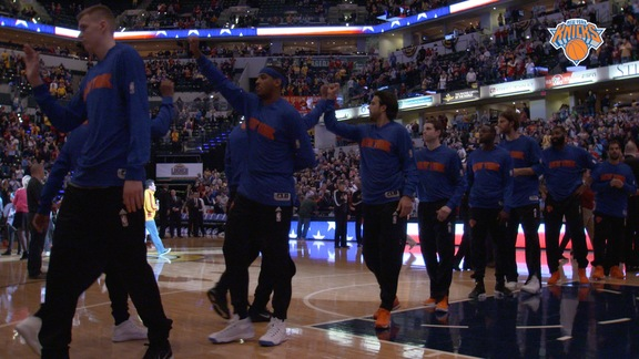 Knicks All-Access Weekly presented by Diply: Battling Eastern Conference Playoff Squads