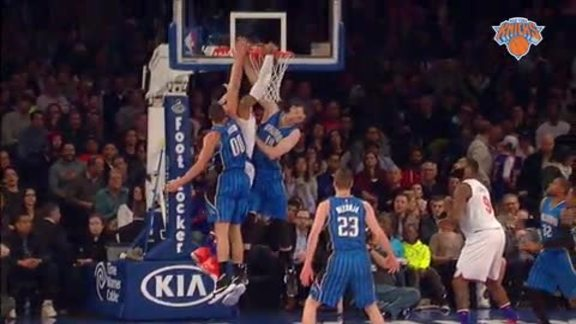 Top 5 Plays of the Week: Galloway's Putback, Porzingis' Jam, Melo's Poster Dunk, and More!
