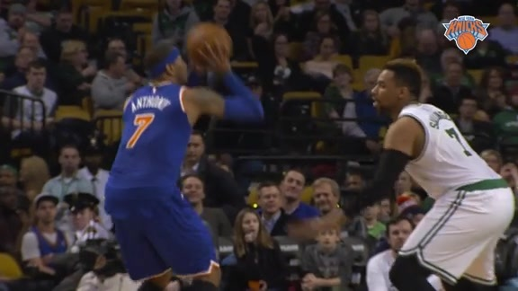 NYK @ BOS Postgame: Courtside View Highlights