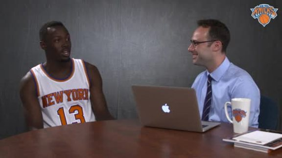 Speed Drills with Jerian Grant: Drake vs Chris Brown, Grants vs Lopezes, and More!