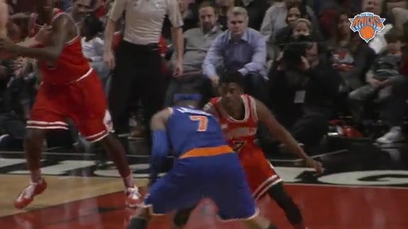 NYK @ CHI Postgame: Courtside View Highlights
