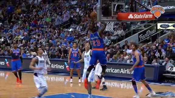Top 5 Plays of the Week: D-Will's Oop, The RoLo Jam, Porzingis' Rejection, and More!