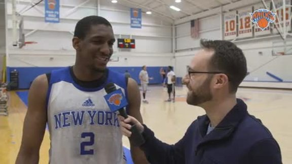 1-on-1 with Langston Galloway: Lessons Learned In The D-League