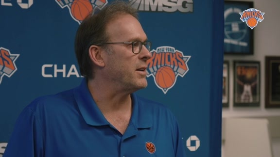 Rambis Exit Interview: