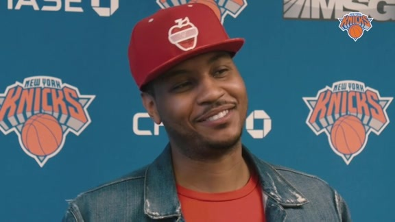 Melo Exit Interview: