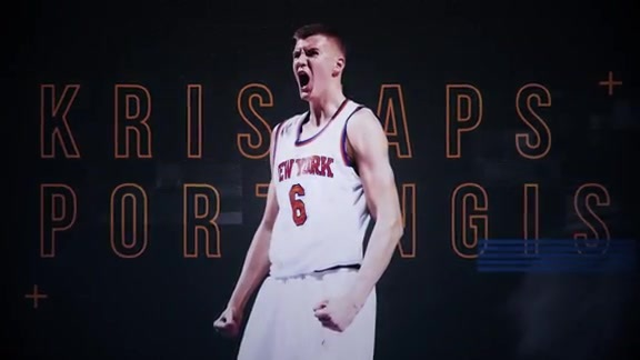 Kristaps Porzingis: An Unforgettable Rookie Season