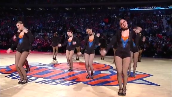 2016-2017 Knicks City Dancers Open Audition