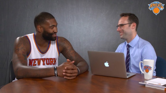 Speed Drills with Kyle O'Quinn: Best Mobster Movie, Life On Mars, and More!