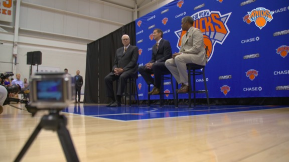 All-Access: Behind The Scenes With Jeff Hornacek At His Introductory Press Conference