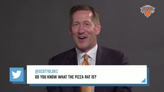 #WelcomeJeff: Do You Know What The Pizza Rat Is?