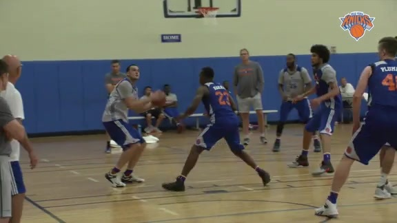 WED Summer League Practice: Sights and Sounds