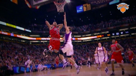 Coming to NYC...Derrick Rose Highlights