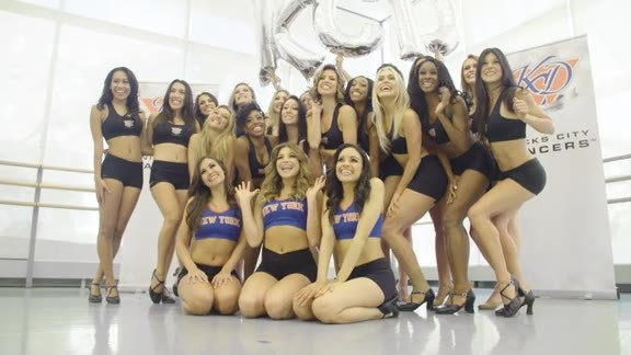16-17 Knicks City Dancers Audition