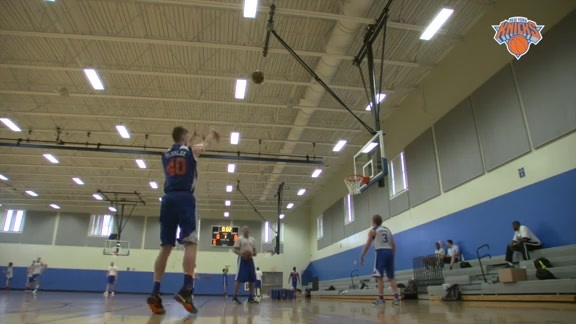 THURS Summer League Practice: Sights and Sounds