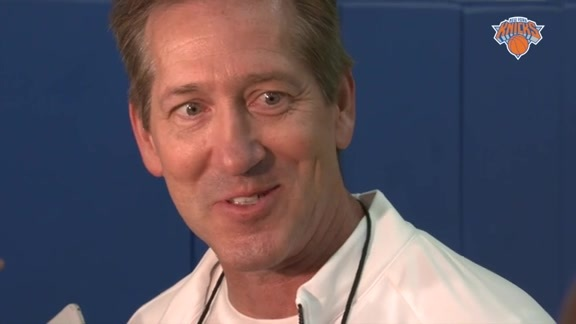 THURS Summer League Practice: Hornacek Believes Knicks Are Attractive to Free Agents