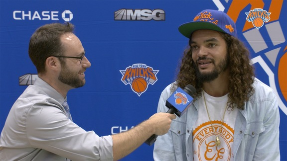 1-on-1 with Joakim Noah: Returning Home, Playing With Melo, and Improving Defense