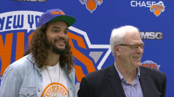 Presser Highlights: Knicks Welcome Noah, Jennings, and Lee