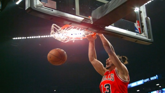 HIGHLIGHTS: Joakim Noah
