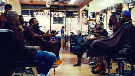 Barbershop Talk: Trust Phil Jackson