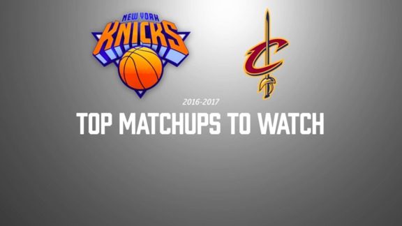 2016-17 Knicks Schedule Release: Top Matchups To Watch