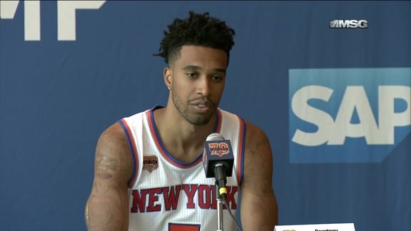 Courtney Lee: 'I Think We Have Potential to be a Good Defensive Team'