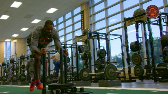 Knicks Camp All-Access: Inside The Gym With The Knicks