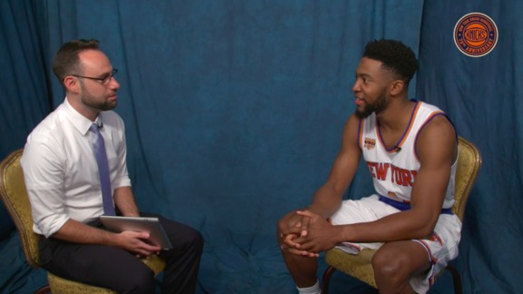 1-on-1 with Chasson Randle: Playing With Rose, Opportunity in NY, and More