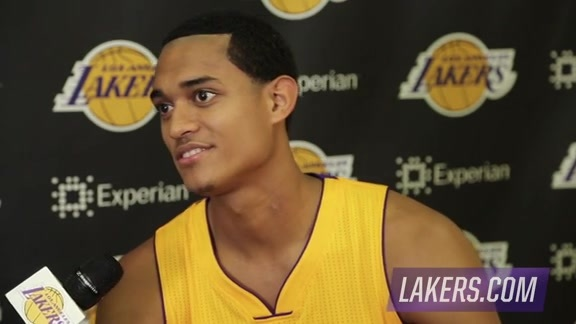 Media Day 1-on-1: Jordan Clarkson