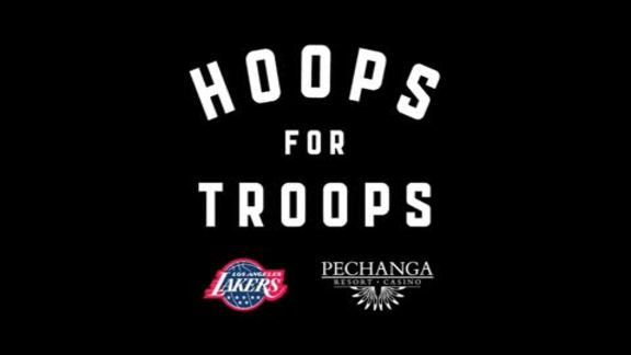 Hoops For Troops 2015