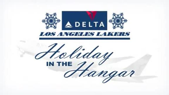 Lakers 2015 Holiday in the Hangar