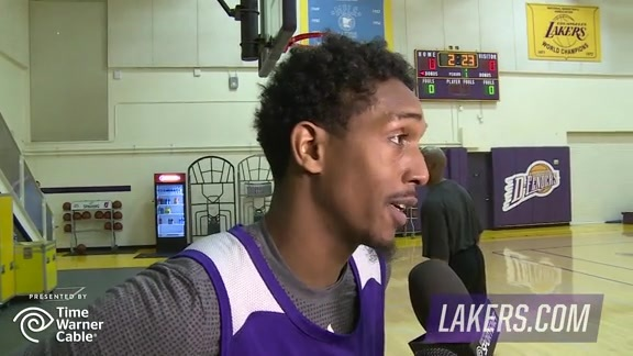 Practice: Lou Williams (02/03/16)