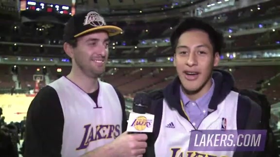 Lakers Mentoring Road Trip 2016 - Chicago