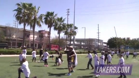 Lakers Fit For Life Health Clinic