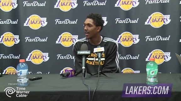 Exit Interview: Lou Williams (4/14/16)