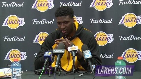 Exit Interview: Roy Hibbert (4/14/16)
