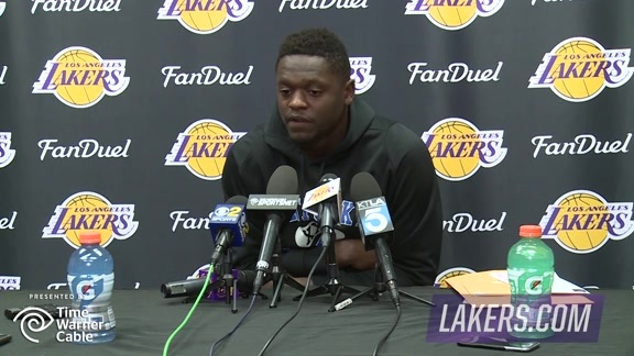 Exit Interview: Julius Randle (4/14/16)