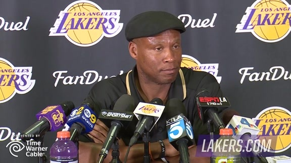 Exit Interview: Byron Scott (4/15/16)