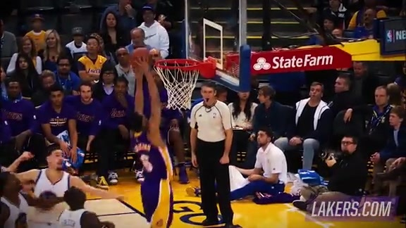 2016 Player Capsule Video: Jordan Clarkson