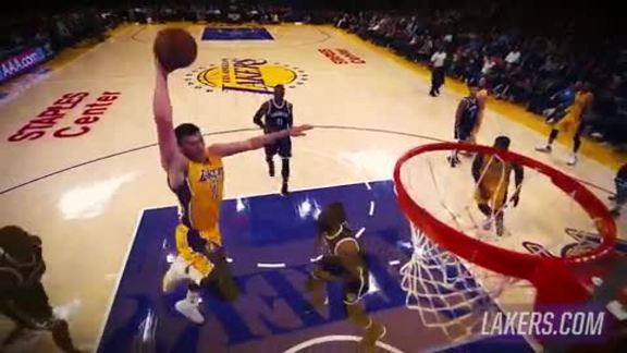 2016 Player Capsule Video: Larry Nance Jr.