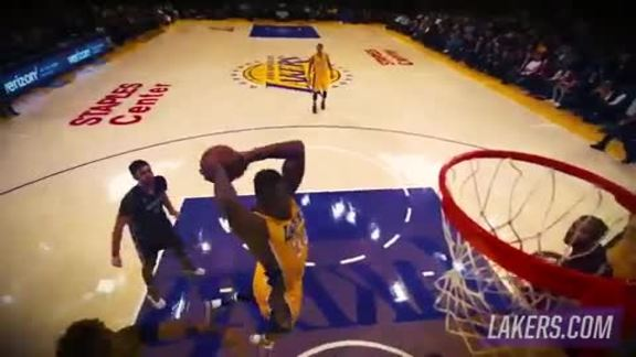 2016 Player Capsule Video: Julius Randle