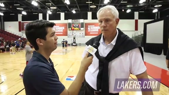 USA Basketball: Mitch Kupchak