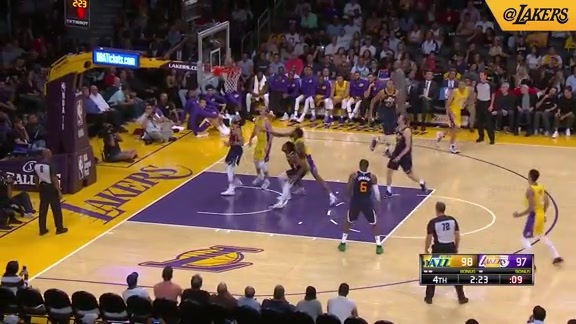 HIGHLIGHTS: Alex Caruso vs. Jazz