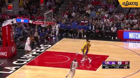 Brewer Slams it Home