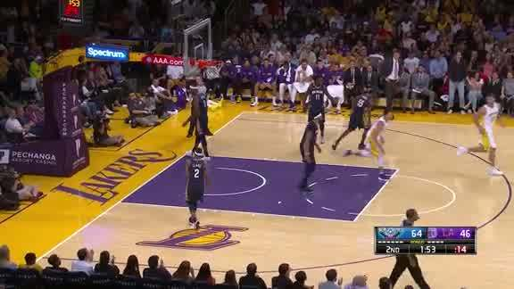 Lonzo to Larry