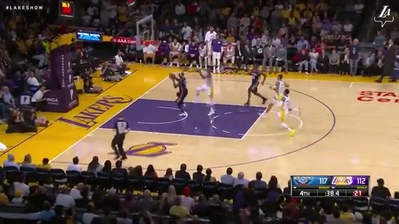 HIGHLIGHTS: Lakers vs. Pelicans