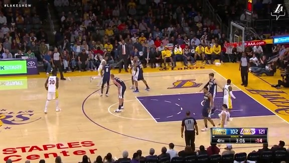 Julius Randle Highlights vs. Nuggets