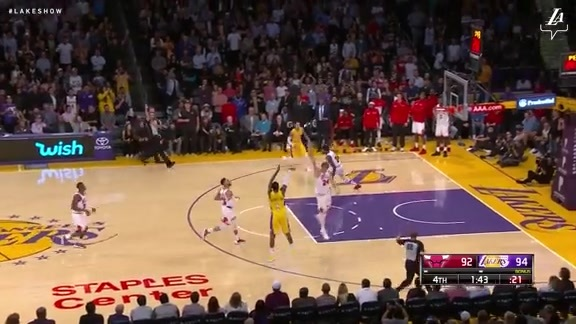 HIGHLIGHTS: Lakers vs. Bulls