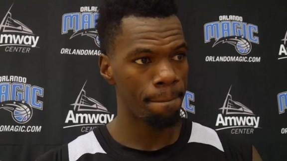 Dedmon on the Competition