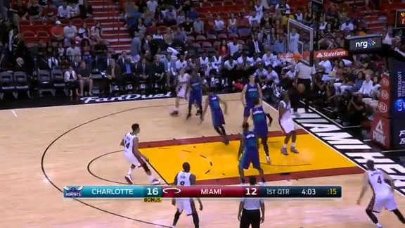 Scouting the Heat Play #1